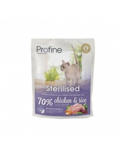 Pienso Gato Profine Sterilised 0,3 kg