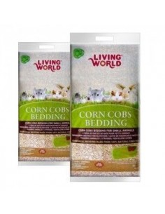Lecho Sanitario Corn Cobs Natural 5 Lt