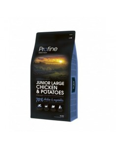 Profine Junior Raza Grande Pollo 15 kg