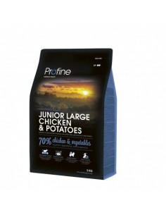Profine Junior Raza Grande Pollo3 kg