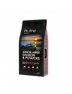 Profine Junior Raza Grande Salmon 15 kg