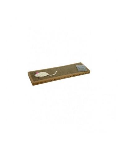 Rascador de carton con n'beda 38x12 cm