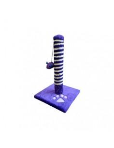 Rascador guus eco violeta 25x25x40cm